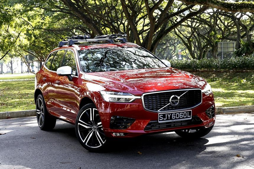 The XC60 offers a heady mix of pulse-raising pace and mouthwatering space.