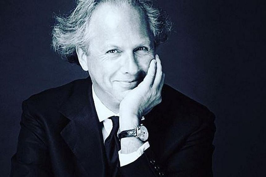 Mr Graydon Carter, famous for double-breasted suits, white flowing hair and a seven-figure salary, is a party host, literary patron, film producer and restaurateur.