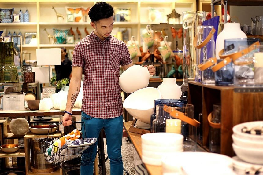 Robinsons has been adding local fashion brands to its stores here since about three years ago. The department store chain has also taken Singapore clothing brand In Good Company overseas to its six-month-old store in Dubai.
