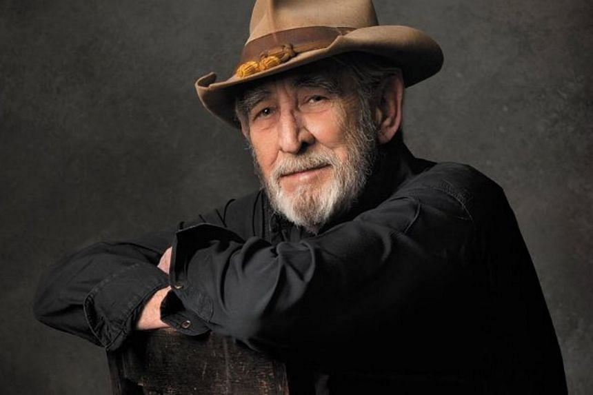 Don Williams, a singer of heartfelt country ballads, died on Friday (Sept 8) at the age of 78.