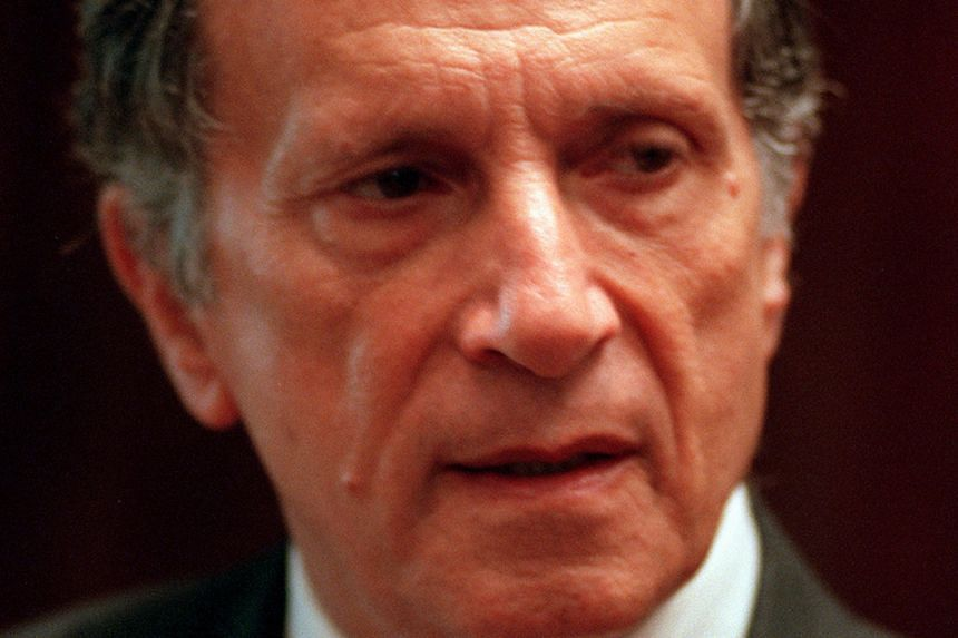Prominent lawyer and former Supreme Court judge Joseph Grimberg, who died last month, gave an oral history interview in March 2010.