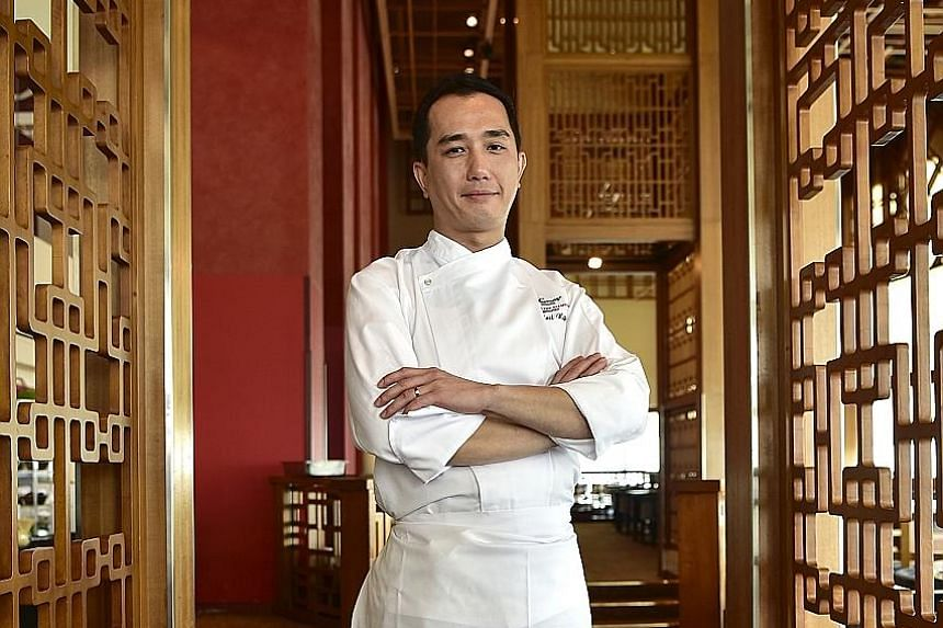 Chef Noel Ng will compete in the regional qualifiers of the Bocuse d'Or culinary competition in Guangzhou, China, next year.