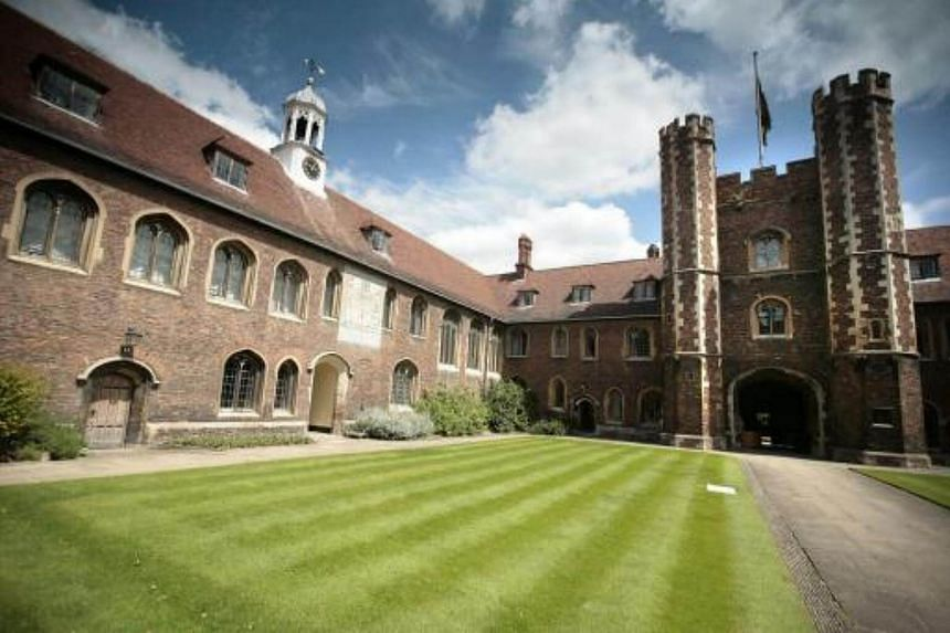 Cambridge University had tested out typing exams in the history and classics departments earlier this year.