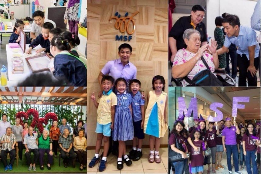 Working at the Ministry of Social and Family Development (MSF) was a wish come true for Mr Tan Chuan-Jin, he said in a farewell note on Sunday (Sept 10).