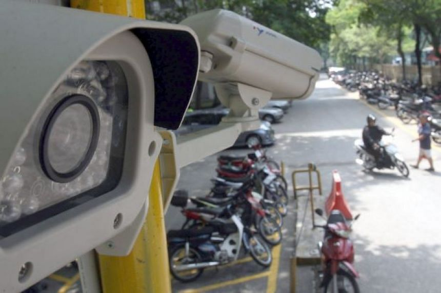 Many of the Johor Baru police stations have CCTVs, but the temporary ones, especially in shop houses, were not equipped with the device.
