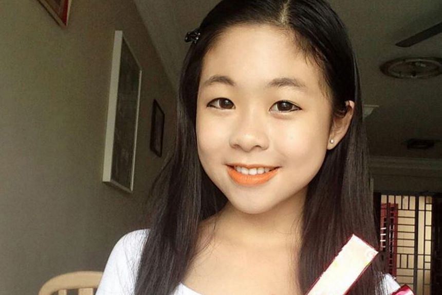 Sixteen-year-old Ashley Tay started her Instagram account two years ago, seeing it as a way to try out new products without having to spend too much money.