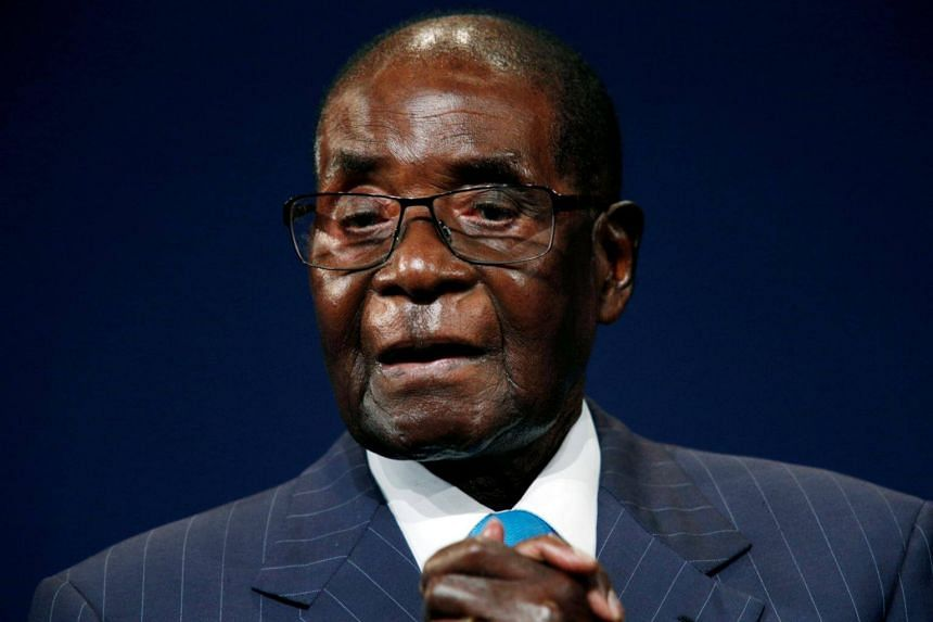 Zimbabwe's President Robert Mugabe, who has ruled Zimbabwe since independence in 1980, said that it would be unprecedented for the presidency to be handed over to an appointee without the ruling party's input.