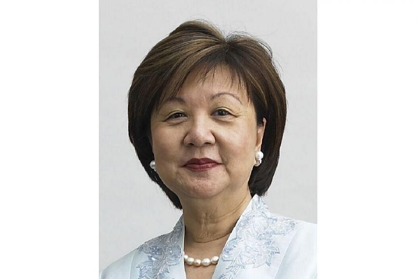 Ms Jennie Chua is currently chairman of Alexandra Health System.