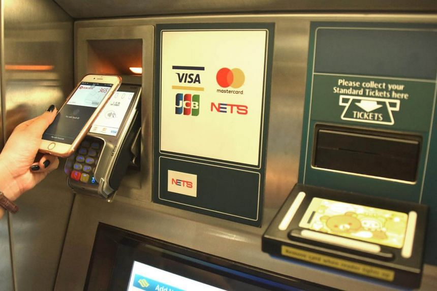The public transport system is set to go completely cashless by 2020.