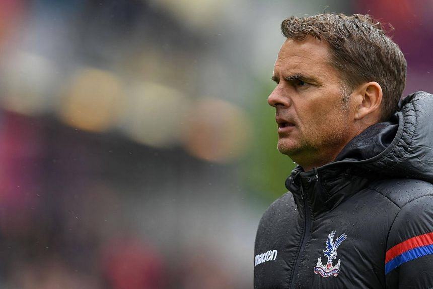 Frank de Boer was sacked as manager of Crystal Palace on Monday (Sept 11) after just four Premier League games in charge.