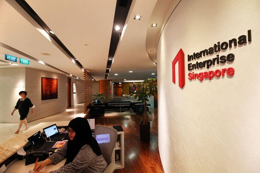 The merger of IE Singapore and Spring Singapore will kick in next year.