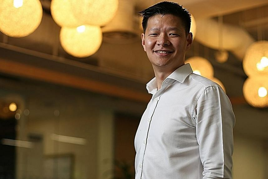 Dr Wong Loke Yuen, a global product manager at Applied Materials, has to keep abreast of new markets and rapid advances in technology.