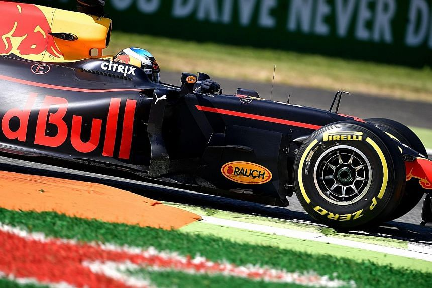 Daniel Ricciardo working his way to fourth place in the recent Italian Grand Prix after starting 16th on the grid. After two straight runner-up positions in Singapore, he wants to go one better this year.