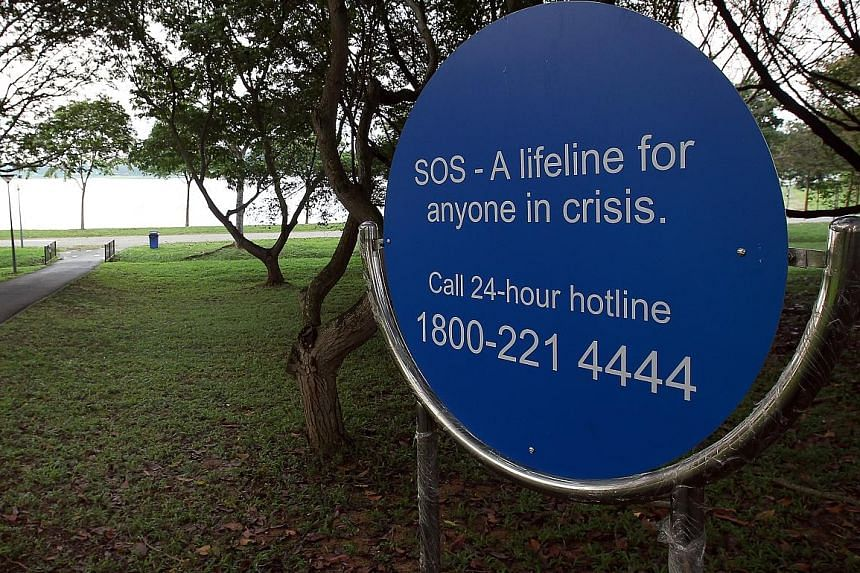 National water agency PUB has installed signs such as this at Bedok Reservoir, following a spate of deaths there.