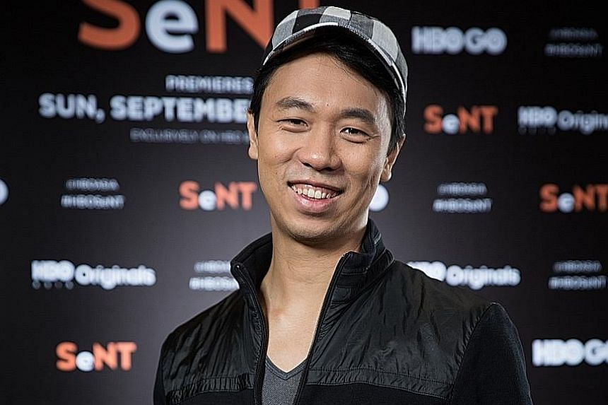 The eight-part series Sent, directed by Alaric Tay, was shot entirely in Singapore.