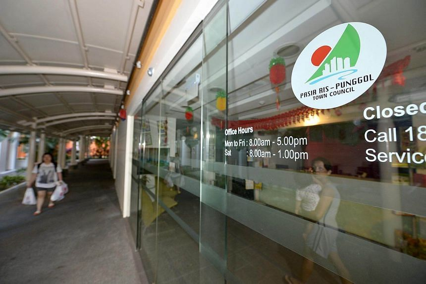 Pasir-Ris Punggol Town Council has commenced legal proceedings against several of Aljunied-Hougang Town Council's councillors and its former managing agent firm.