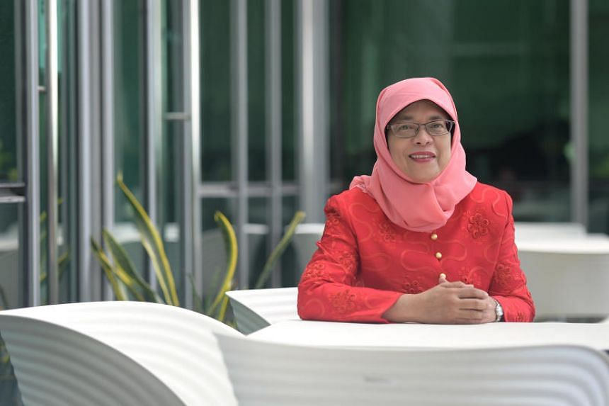 Madam Halimah Yacob was the only presidential hopeful to be issued a Certificate of Eligibility by the Presidential Elections Committee.