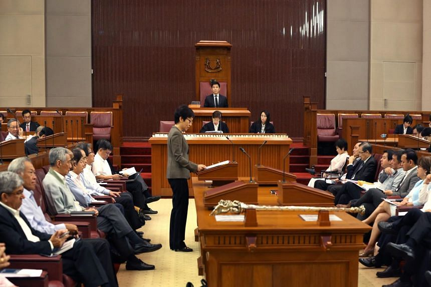 Mr Tan Chuan-Jin assumed his new role as Speaker of Parliament on Monday (Sept 11).