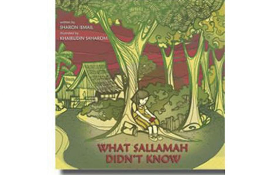 What Sallamah Didn't Know written by Sharon Ismail and illustrated by Khairudin Saharom
