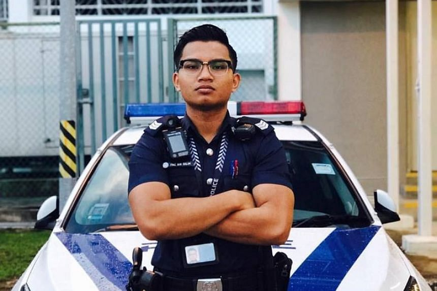 Faiz Salim, 23, died in a traffic accident along the Seletar Expressway on Sunday (Sept 10). A friend remembers him as a good guy that could be depended on.