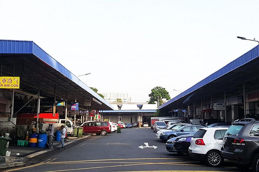 Sin Ming Industrial Estate is one of the industrial properties under HDB. Most of HDB's industrial tenants and lessees are micro-SMEs, with average annual sales of less than $1 million.