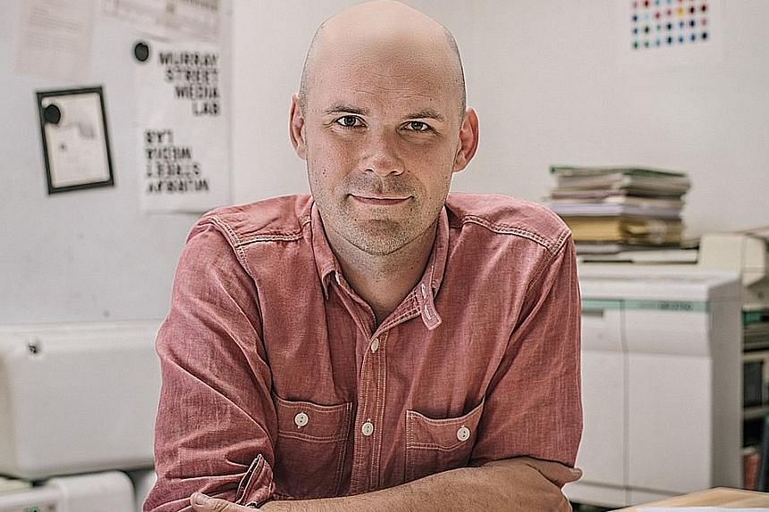 Mr Penumbra's 24-Hour Bookstore by Robin Sloan (above) is about a secret cult of readers dedicated to solving a literary mystery hundreds of years old.