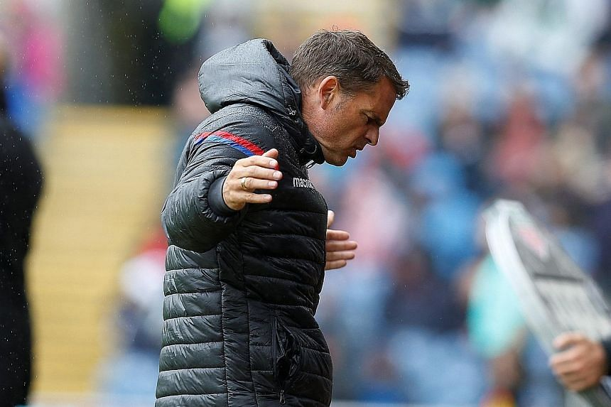 Frank De Boer is the Premier League's first managerial casualty this season. Despite an upturn in performances, results were not forthcoming for Crystal Palace in their opening games.