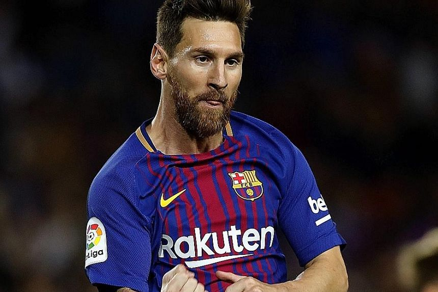 Lionel Messi remains Barcelona's talisman with his derby hat-trick. More of the same will be expected when they face Juventus.