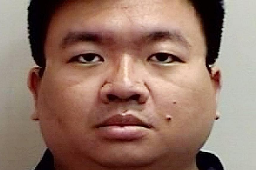 Chiang Zhao Xiang, 31, was jailed for 30 months yesterday after pleading guilty to criminal breach of trust.