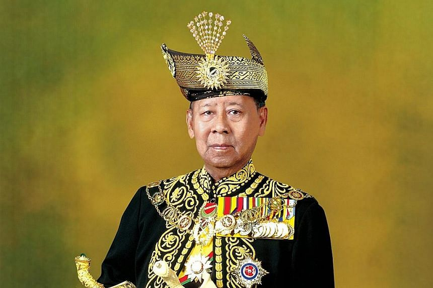 Tuanku Abdul Halim Mu'adzam Shah became Malaysia's King for the second time in 2012, after having served as King for the first time in 1970.