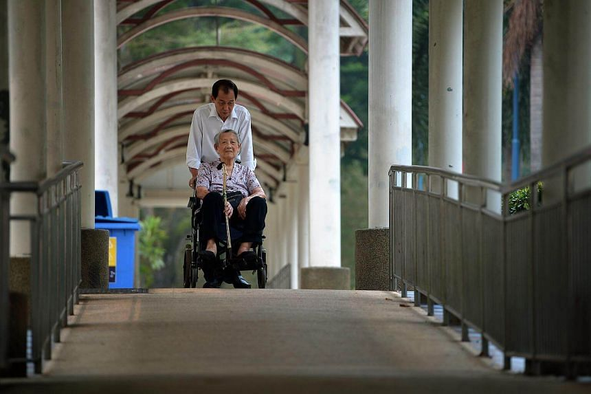According to a new study, nearly half of all caregivers are aged 55 and older.