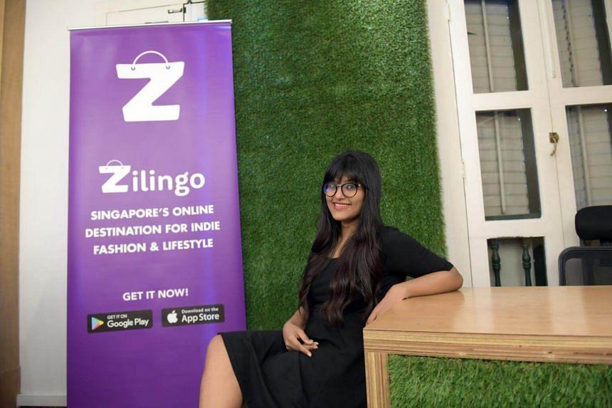 Zilingo co-founder and chief executive Ankiti Bose.