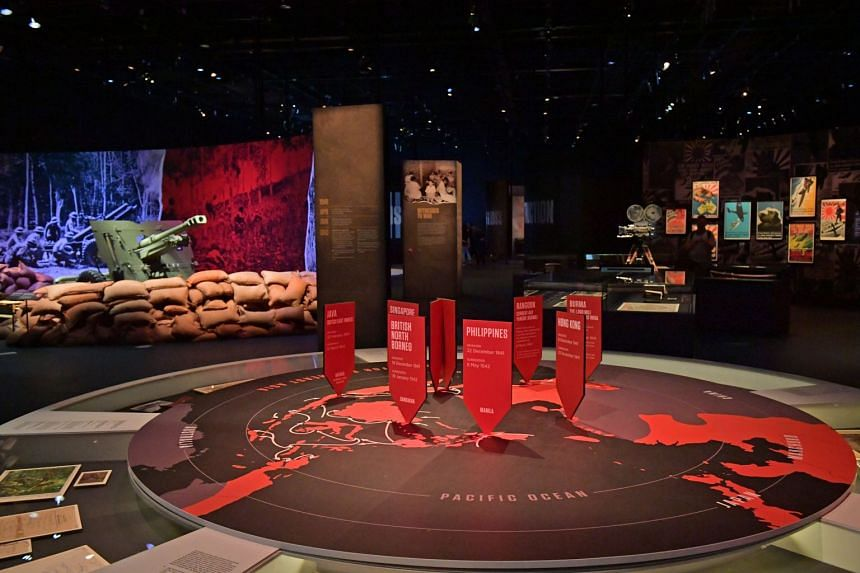 The National Museum of Singapore's newest exhibition, Witness To War, looks at how the fall of Singapore 75 years ago fits into the historic narrative of the larger Pacific region.