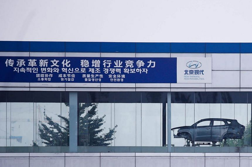 Hyundai dealers in China say they're losing thousands of yuan on every car sale because of steep discounts.