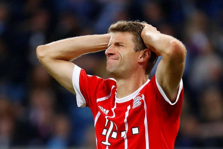 Thomas Muller struggled for form in front of goal for the Bavarians last season under head coach Carlo Ancelotti and bemoaned his benching for Bayern's 2-0 draw at Werder Bremen a fortnight ago.
