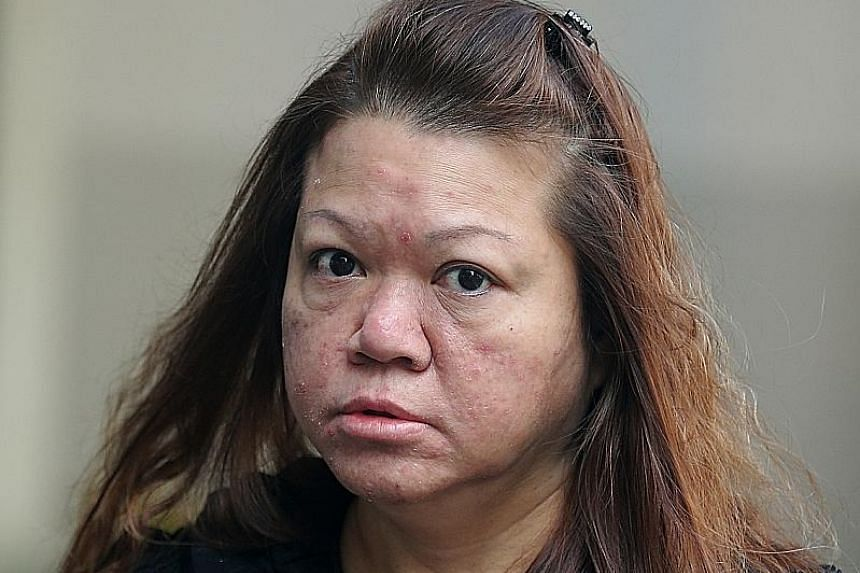 Wong Huey Min, who worked for Royal Garment Factory, is appealing against her jail term of 90 months. She forged her boss' signature on cheques and doctored bank statements.