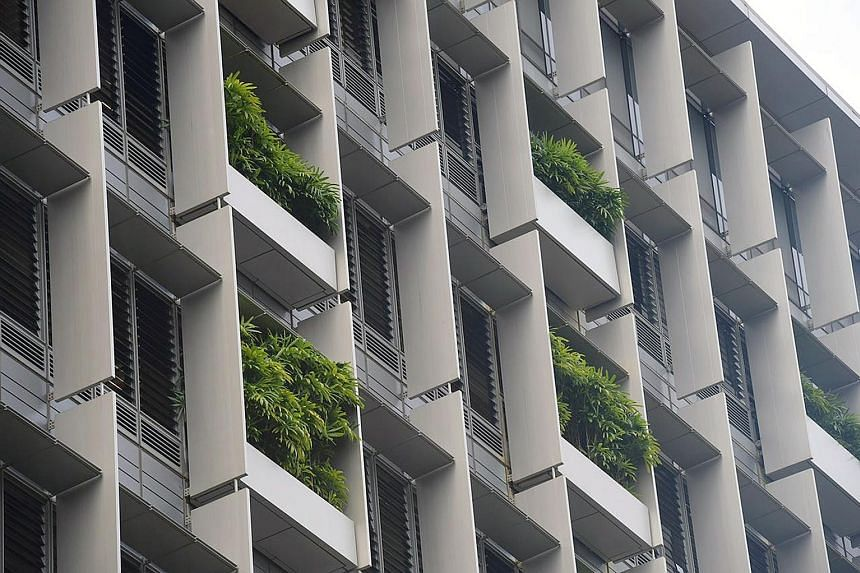 Khoo Teck Puat Hospital is a Green Mark Platinum building - the highest rating for buildings in Singapore. Compared to regular buildings, green buildings are better equipped to filter out more pollutants as well as harmful bacteria and fungi.