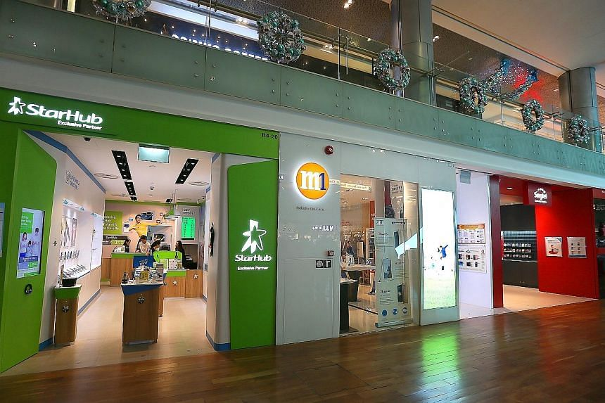 StarHub and M1 rolled out their unlimited mobile data plans about two weeks ago. Singtel Circles customers who subscribe to all its mobile, fibre and TV offerings already enjoy free unlimited data on Sundays, says the telco.