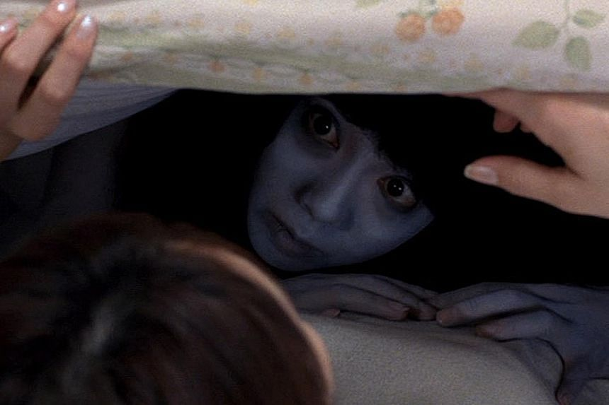 The Conjuring; Ju-On: The Grudge (above); Japanese horror classic Ring; and Shutter, starring Ananda Everingham.
