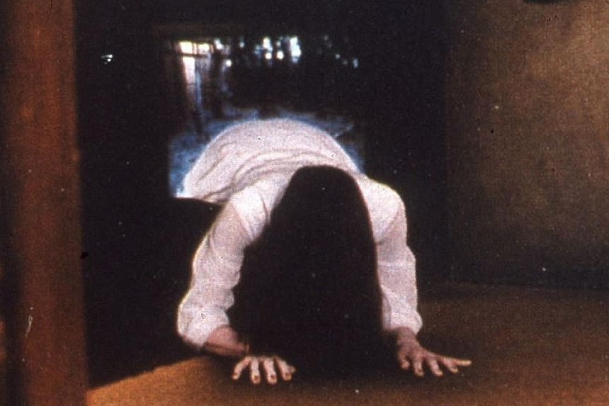 The Conjuring; Ju-On: The Grudge; Japanese horror classic Ring; and Shutter (above), starring Ananda Everingham.