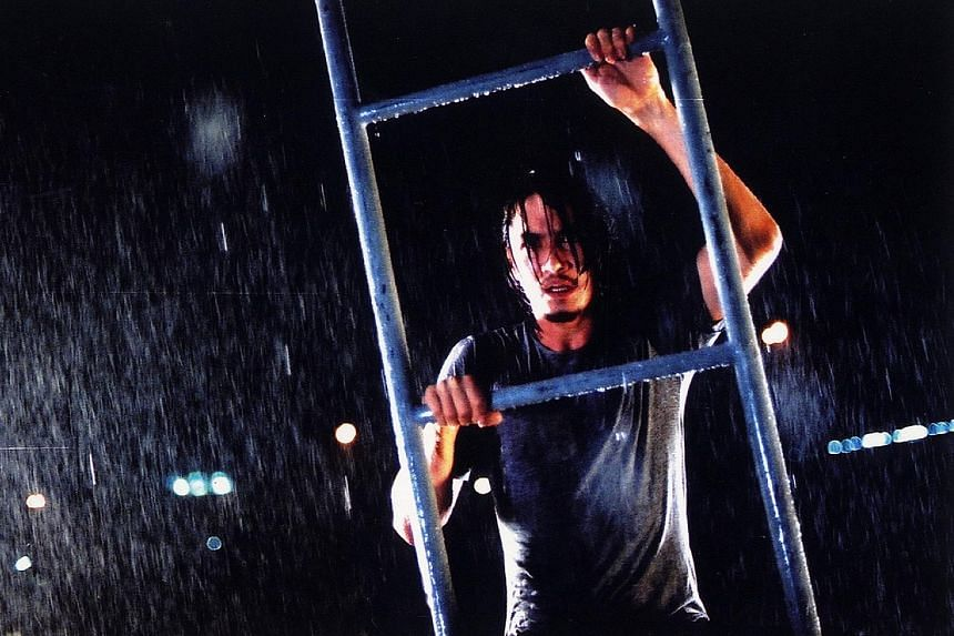 The Conjuring; Ju-On: The Grudge; Japanese horror classic Ring; and Shutter, starring Ananda Everingham (above).
