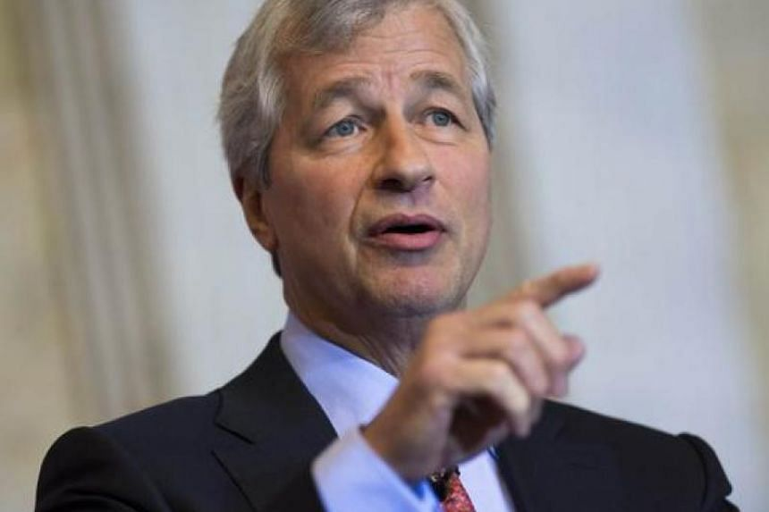 """JPMorgan CEO Jamie Dimon said he would fire any employee trading in bitcoin """"in a second"""" for being """"stupid""""."""