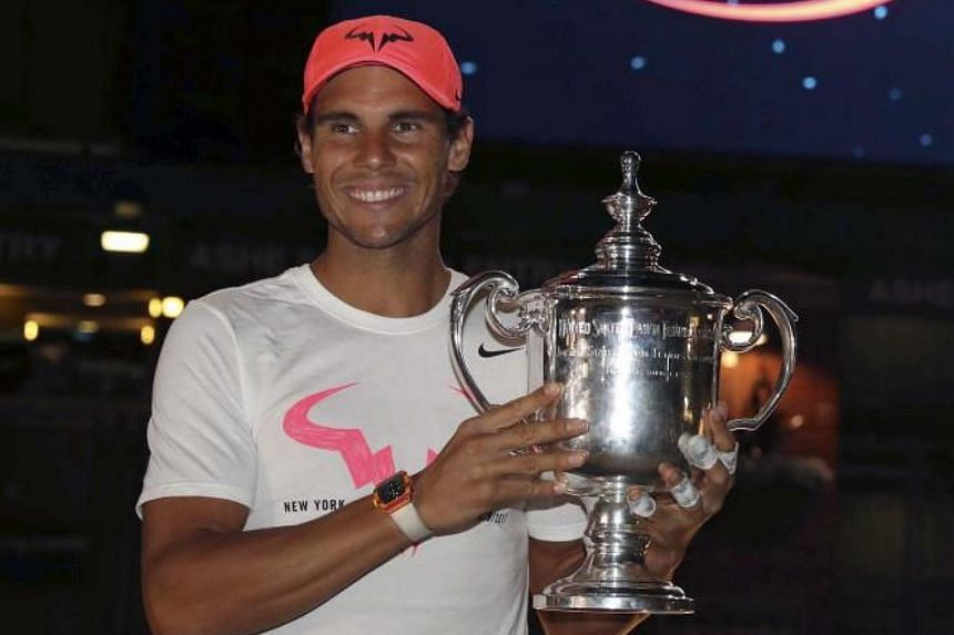 Rafael Nadal was plagued by injuries and a loss of form in the past two years.