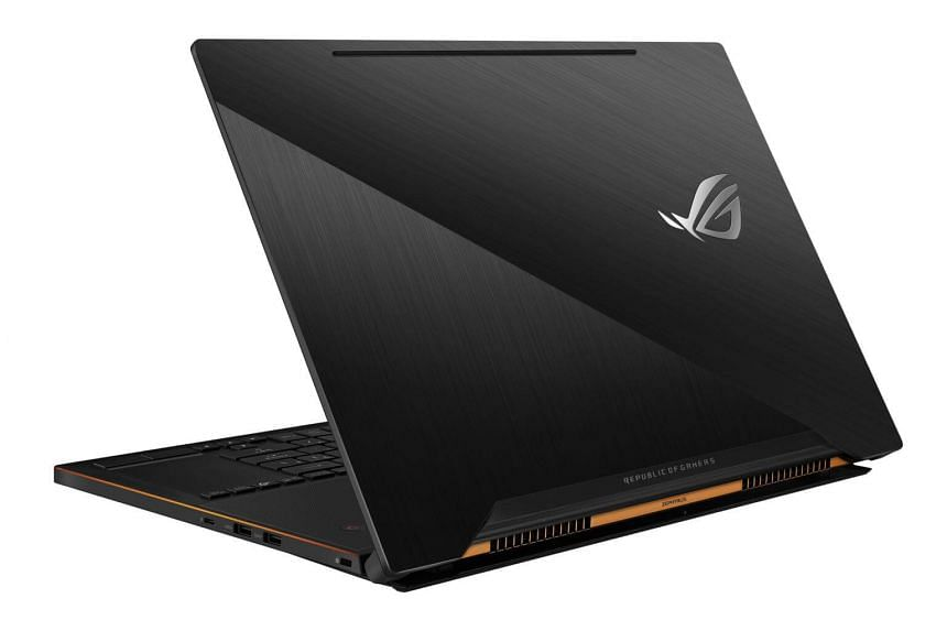 The ROG Zephyrus GX501 is the first Nvidia Max-Q gaming laptop to launch in Singapore.