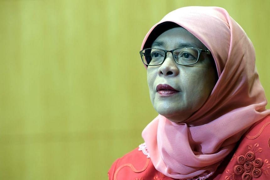 Madam Halimah Yacob will be declared Singapore's eighth president.