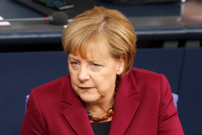 German Chancellor Angela Merkel seeks a new round of negotiations with Pyongyang.