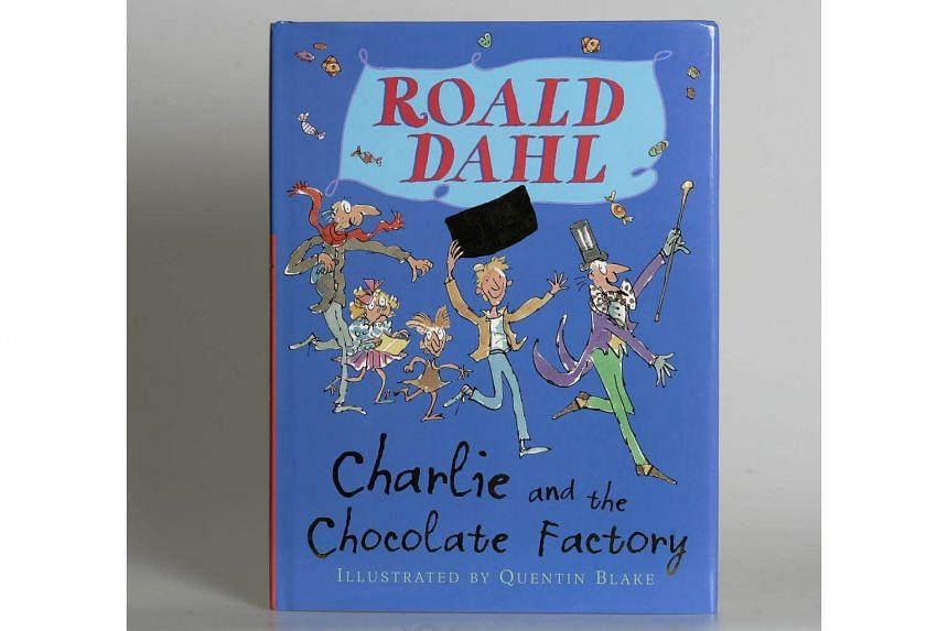 Charlie And The Chocolate Factory hero 'was black boy