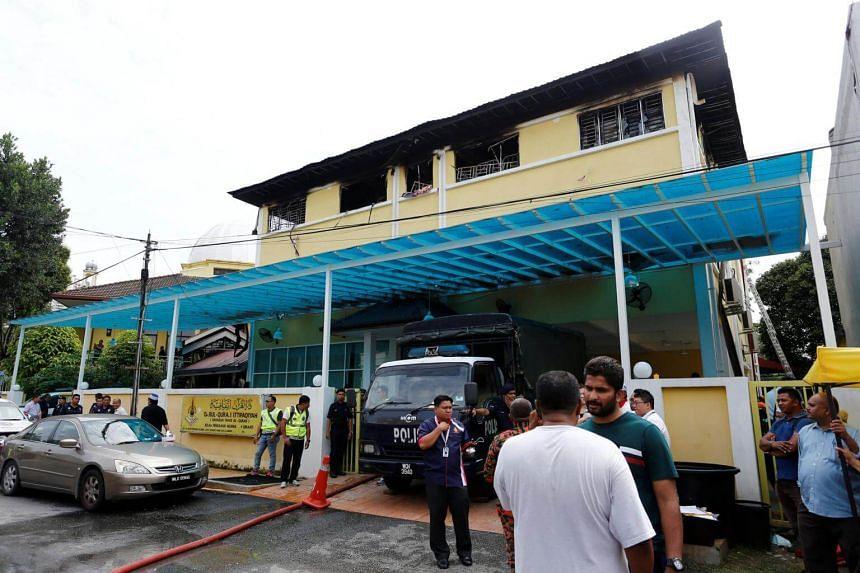 Twenty-three people, mostly children, were killed by the fire that tore through the Darul Quran Ittifaqiyah Tahfiz Centre in Jalan Datuk Keramat.