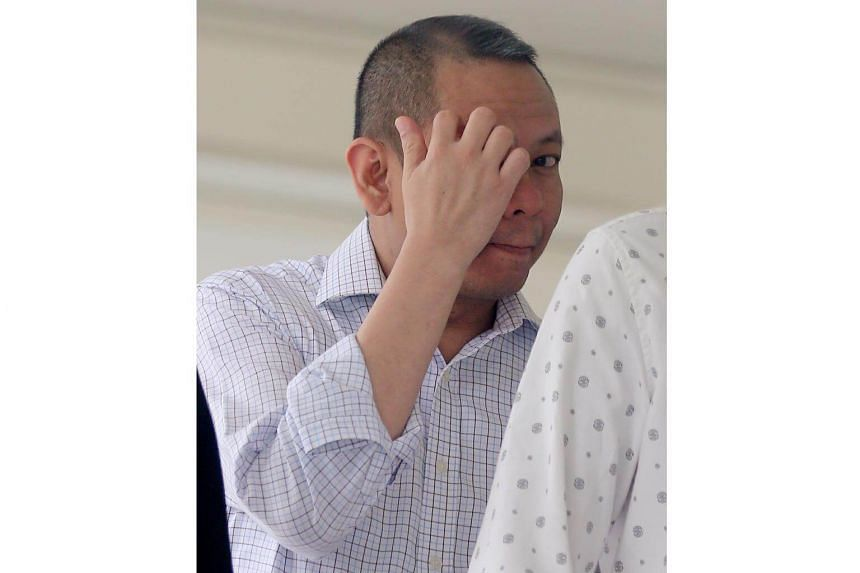 Singaporean Keith Thaddeus Kamal Tsukada, 43, was fined $26,000 on Thursday (Sept 14).