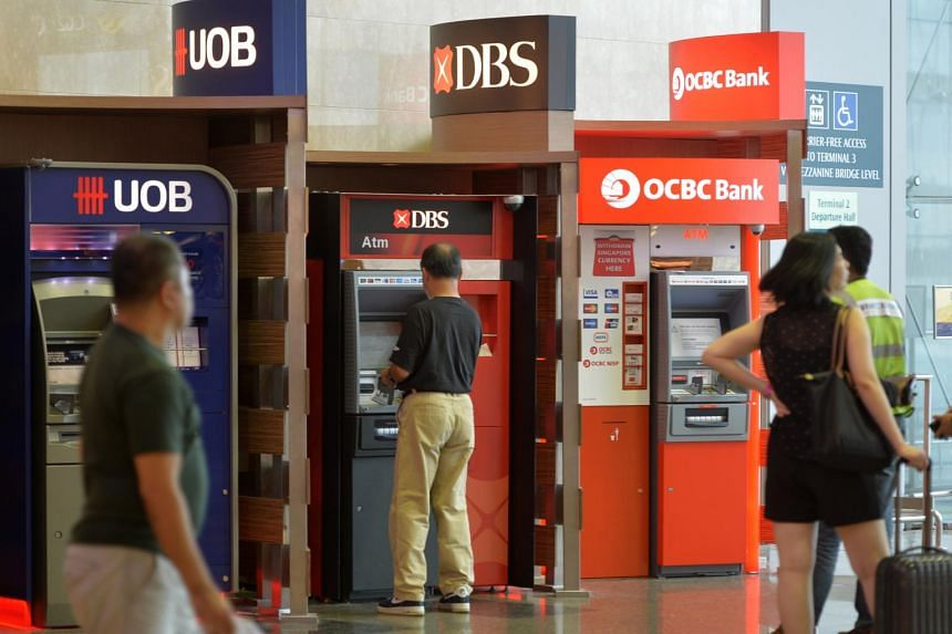 United Overseas Bank, DBS Bank, and OCBC Bank came up tops in a ranking of Asia's safest banks.